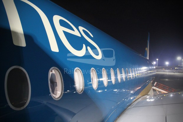 Vietnam Airlines VN656 SIN SGN for ICN 062