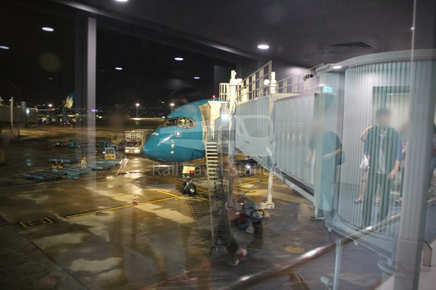 Vietnam Airlines VN656 SIN SGN for ICN 121