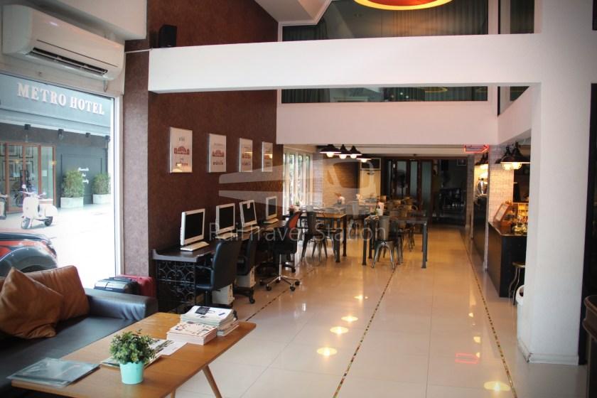 @Hua Lamphong Hotel Single 003