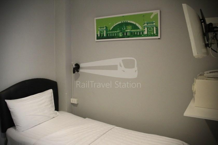 @Hua Lamphong Hotel Single 016