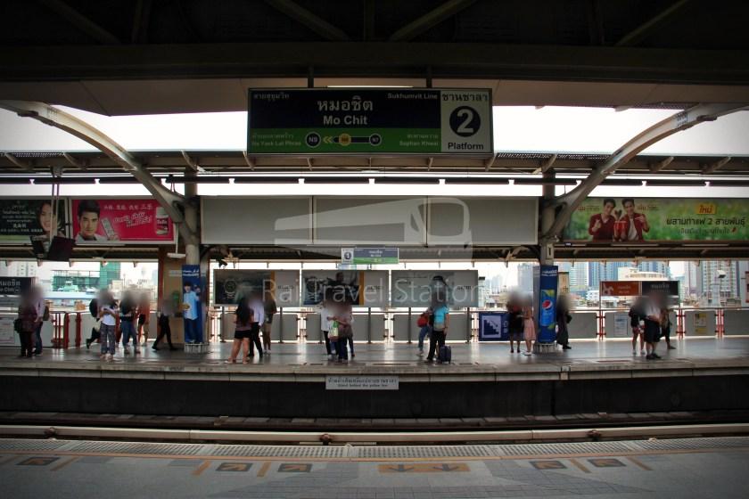 BTS Sukhumvit Line Ha Yaek Lat Phrao Extension 005