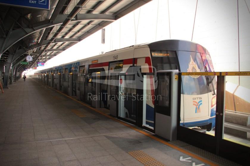 BTS Sukhumvit Line Ha Yaek Lat Phrao Extension 025