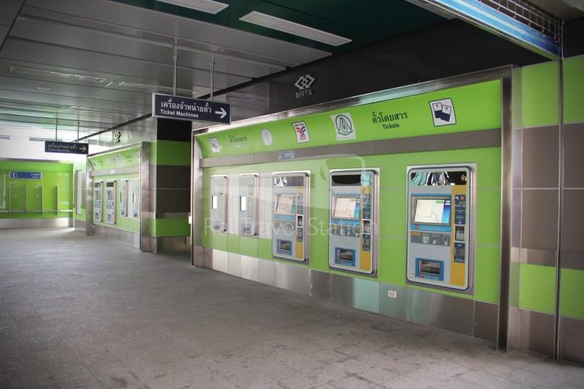 BTS Sukhumvit Line Ha Yaek Lat Phrao Extension 044