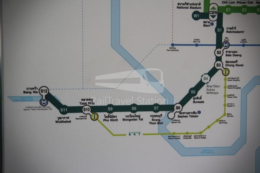 BTS Sukhumvit Line Ha Yaek Lat Phrao Extension 051