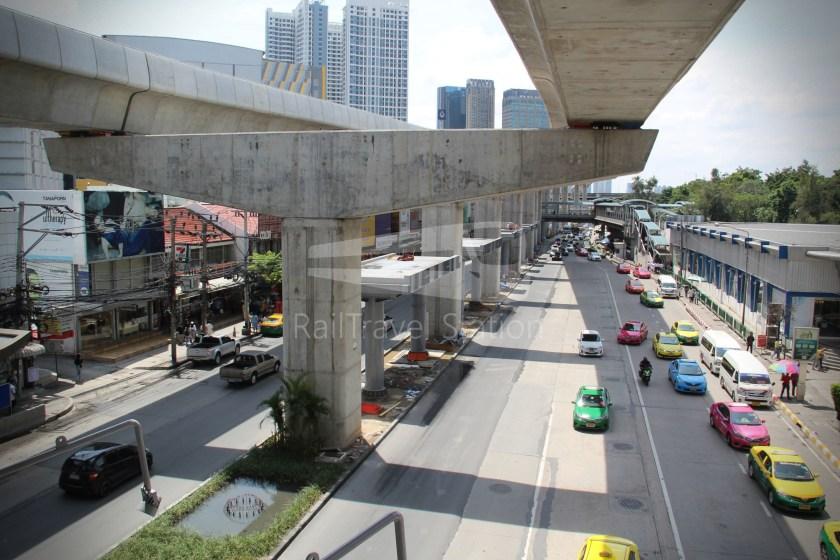 BTS Sukhumvit Line Ha Yaek Lat Phrao Extension 056