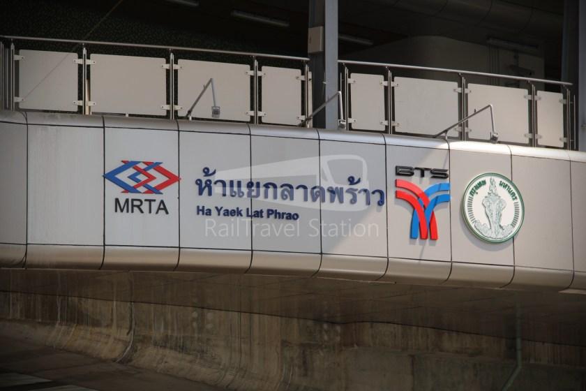 BTS Sukhumvit Line Ha Yaek Lat Phrao Extension 068