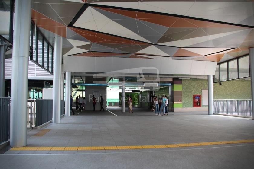 BTS Sukhumvit Line Ha Yaek Lat Phrao Extension 076