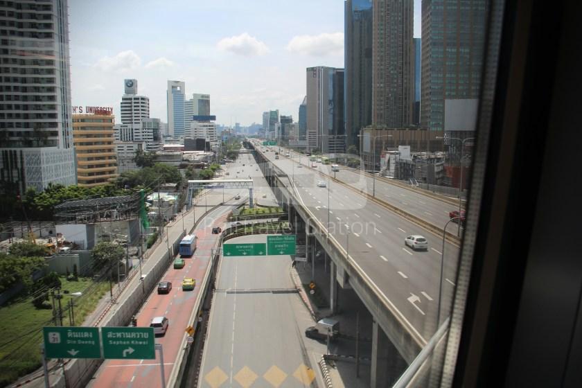 BTS Sukhumvit Line Ha Yaek Lat Phrao Extension 087