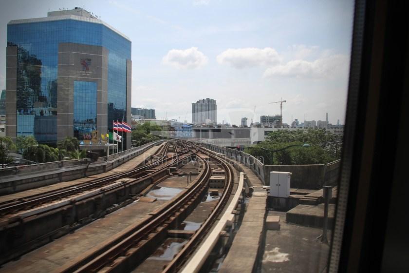 BTS Sukhumvit Line Ha Yaek Lat Phrao Extension 091