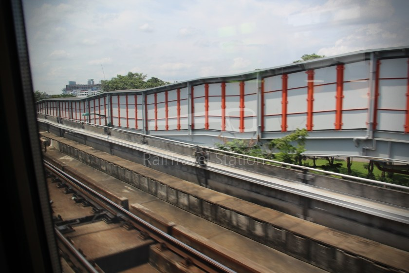BTS Sukhumvit Line Ha Yaek Lat Phrao Extension 093