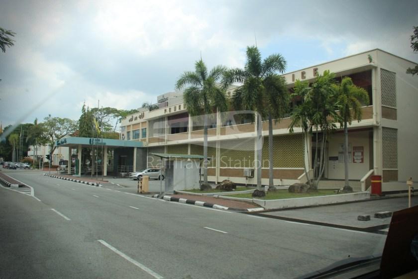 Brunei-Muara Service 01C BSB Bus Terminal Clockwise 006