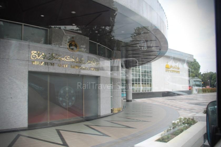 Brunei-Muara Service 01C BSB Bus Terminal Clockwise 013