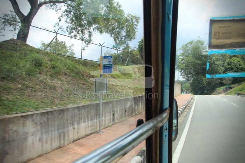 Brunei-Muara Service 01C BSB Bus Terminal Clockwise 022