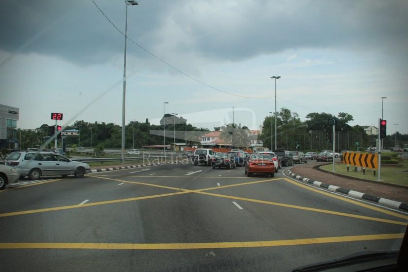 Brunei-Muara Service 01C BSB Bus Terminal Clockwise 032