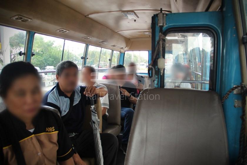 Brunei-Muara Service 01C BSB Bus Terminal Clockwise 041