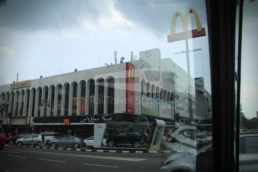 Brunei-Muara Service 01C BSB Bus Terminal Clockwise 042