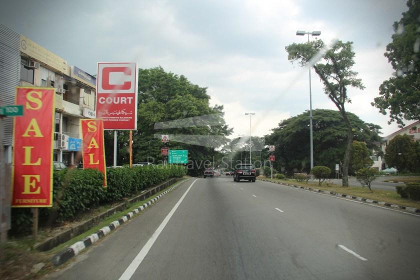 Brunei-Muara Service 01C BSB Bus Terminal Clockwise 050