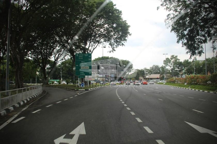 Brunei-Muara Service 01C BSB Bus Terminal Clockwise 060