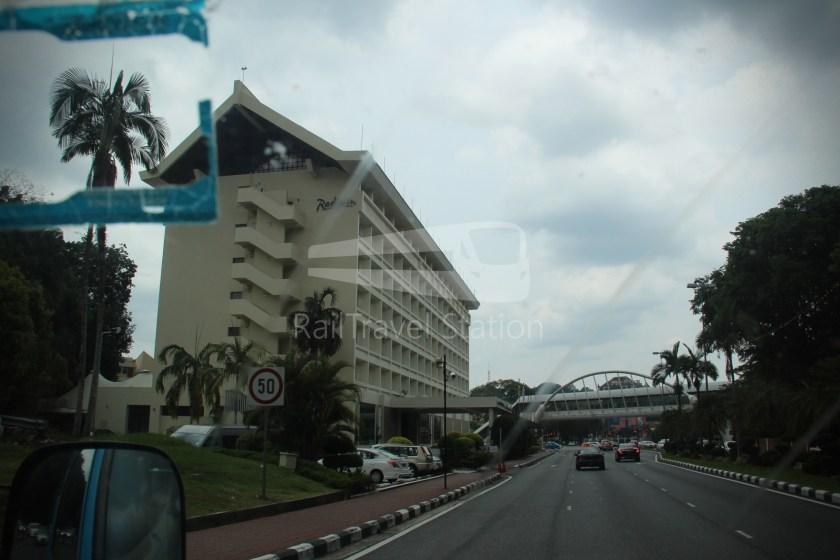 Brunei-Muara Service 01C BSB Bus Terminal Clockwise 063