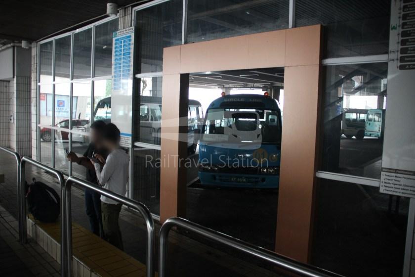 Brunei-Muara Service 01C BSB Bus Terminal Clockwise 077