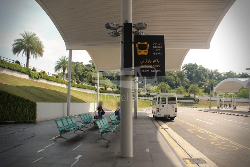 Brunei-Muara Service 24 Brunei International Airport BSB Bus Terminal 007