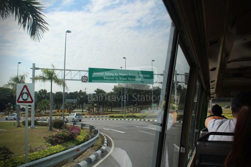Brunei-Muara Service 24 Brunei International Airport BSB Bus Terminal 014