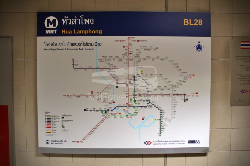 MRT Blue Line Lak Song Extension 129