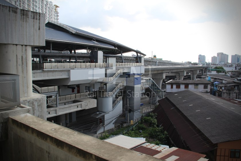 MRT Blue Line Lak Song Extension 143