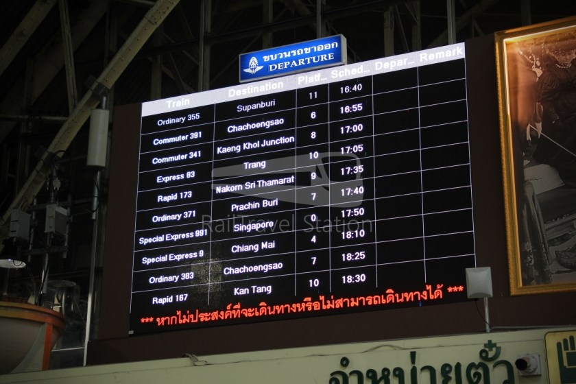 Ordinary 391 Bangkok Hua Lamphong Phaya Thai 005