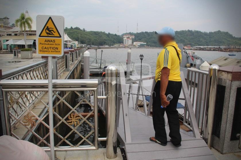 Penambang Waterfront Kampong Ayer 002