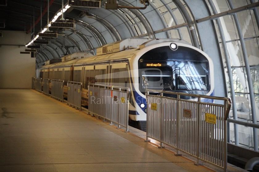 SARL City Line Makkasan Suvarnabhumi Airport 015