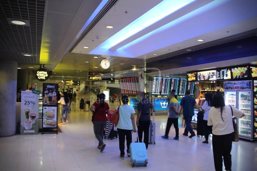 SARL City Line Makkasan Suvarnabhumi Airport 032