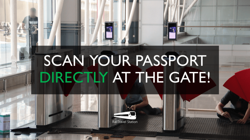 Shuttle Tebrau Scan Passport Directly At The Gate Cover