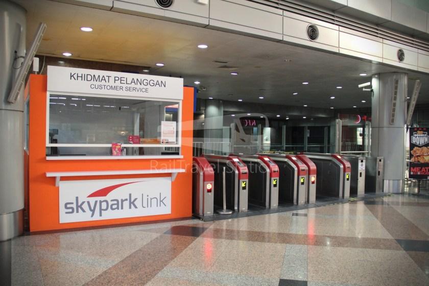 SkyPark Link 2805dn TnG KL Sentral Terminal SkyPark 002