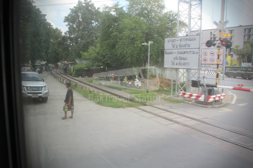 Special Express 46 Padang Besar Bangkok Hua Lamphong 158