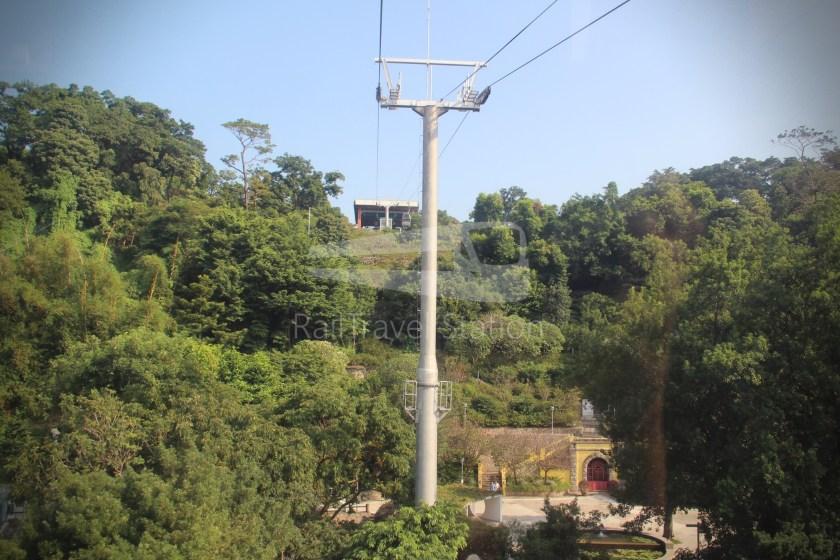 Cable Guia Jardim da Flora Parque Municipal da Colina da Guia 020