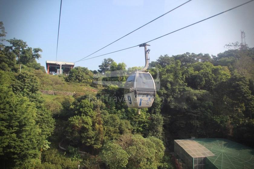Cable Guia Jardim da Flora Parque Municipal da Colina da Guia 024