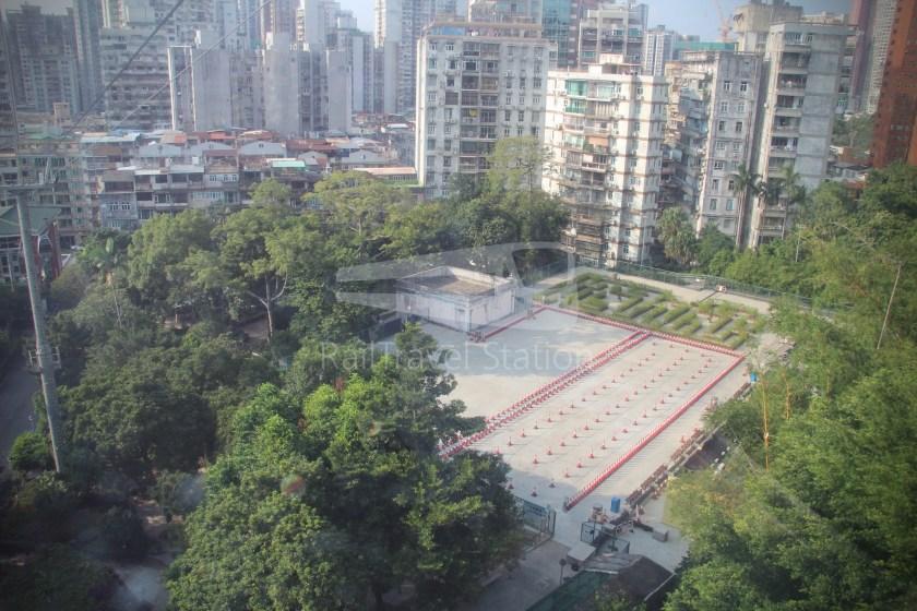 Cable Guia Parque Municipal da Colina da Guia Jardim da Flora 011