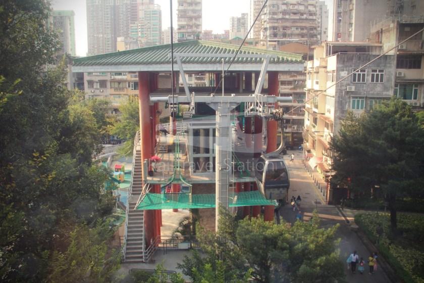 Cable Guia Parque Municipal da Colina da Guia Jardim da Flora 015