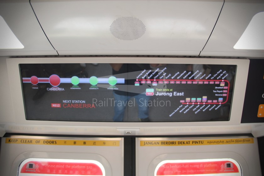 Canberra MRT Station 003