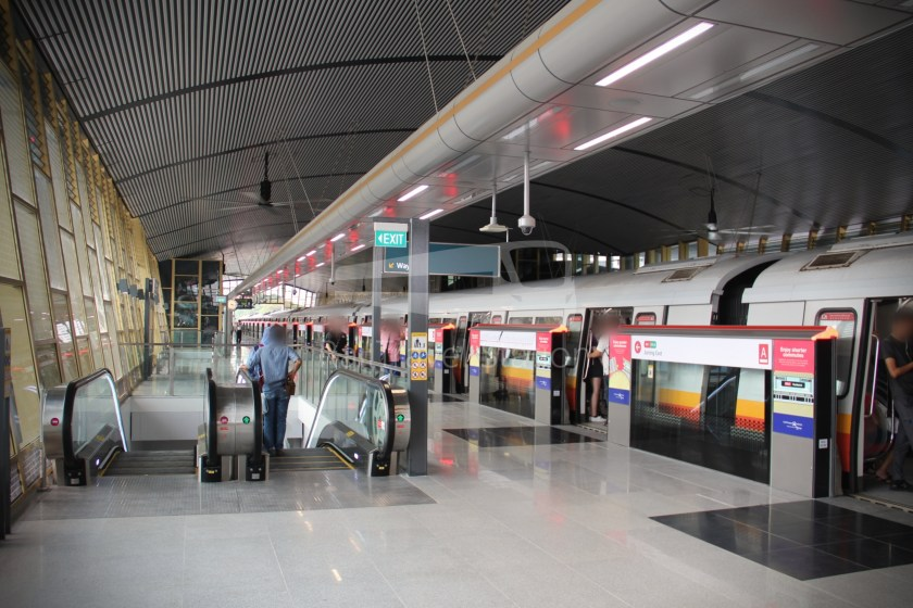 Canberra MRT Station 030