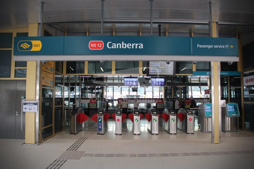 Canberra MRT Station 041