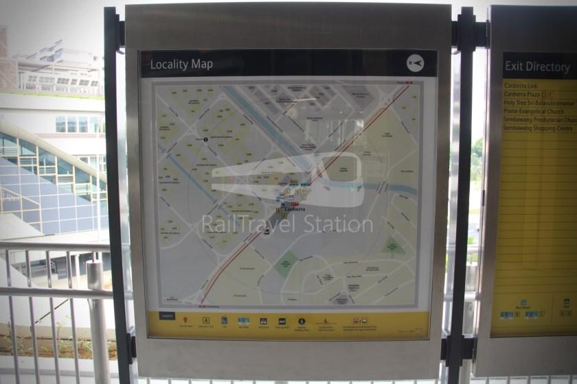 Canberra MRT Station 049