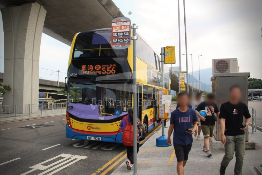 Citybus S56 Airport Tung Chung 013