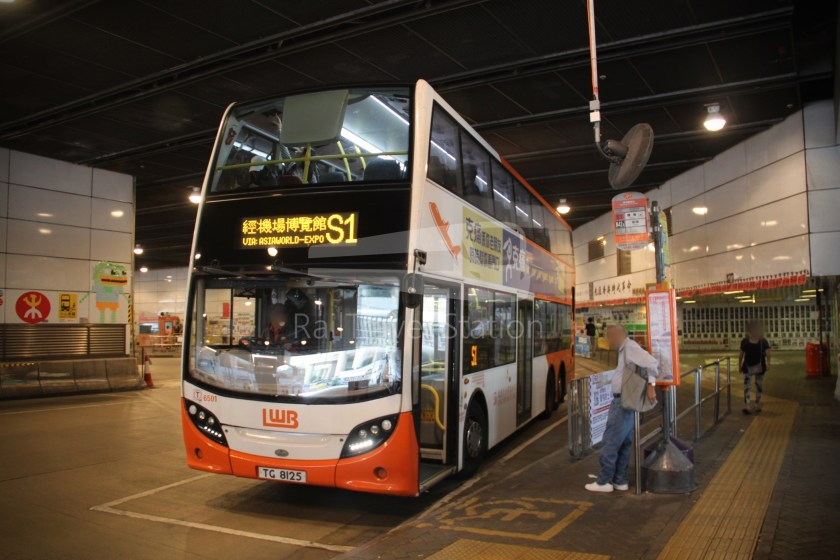 Citybus S56 Airport Tung Chung 038