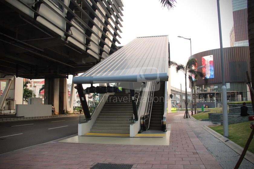 Cotai Leste LRT Station Preview 005