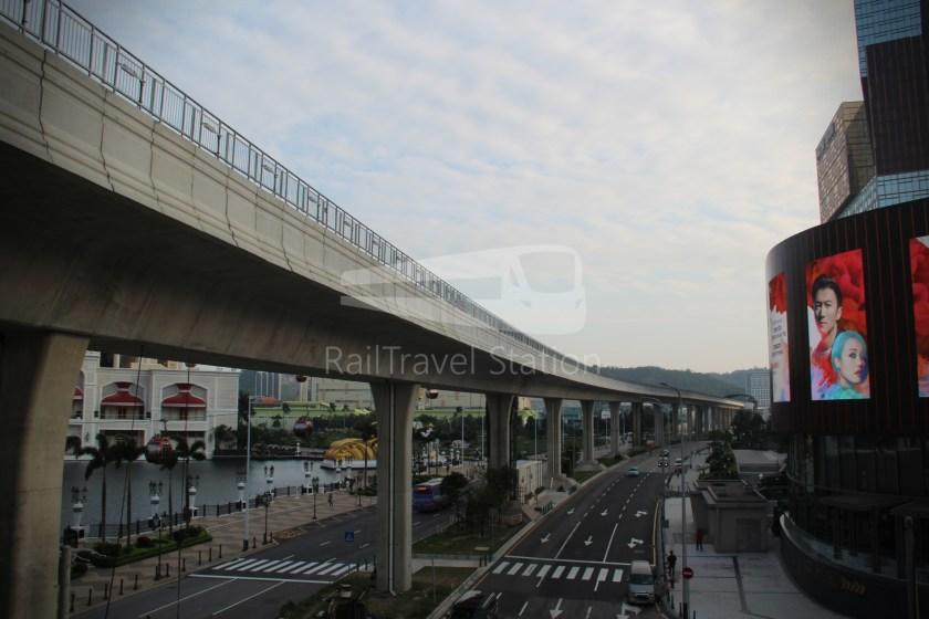 Cotai Leste LRT Station Preview 008