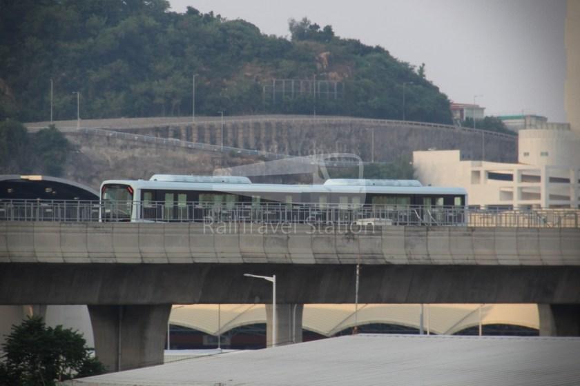 Cotai Leste LRT Station Preview 022
