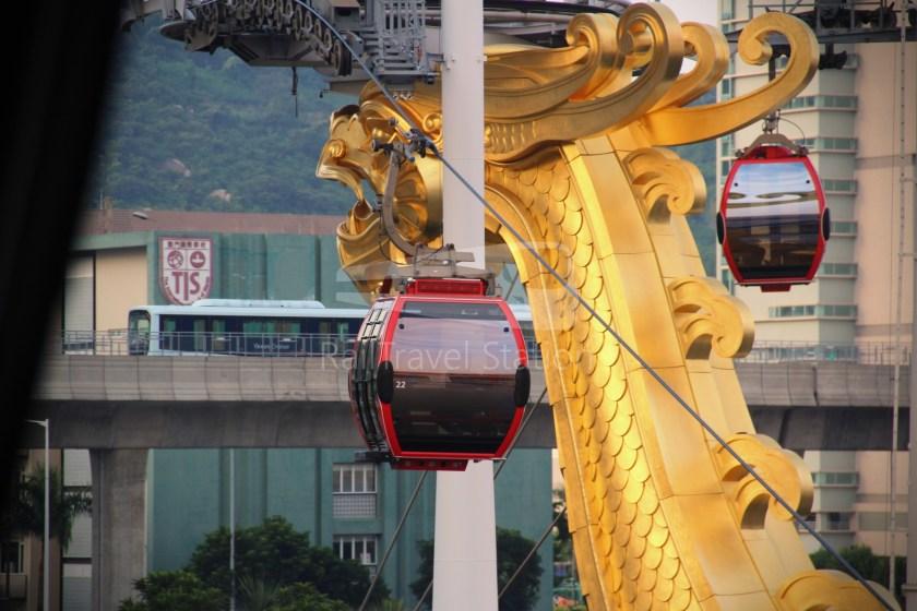 Cotai Leste LRT Station Preview 025