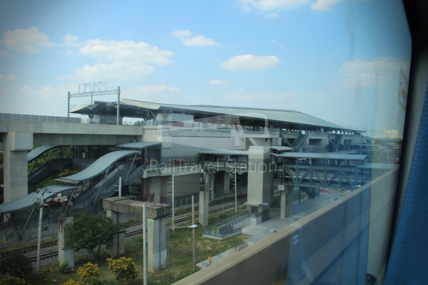 Don Mueang Airport Bus A1 Mo Chit BTS DMK 030